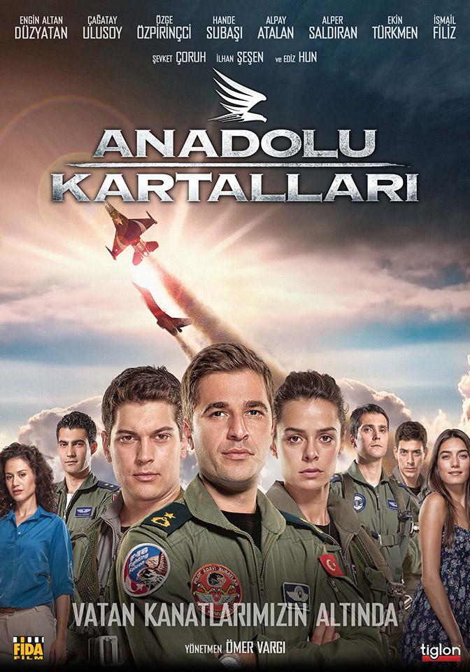 Anadolu Kartalları Afiş